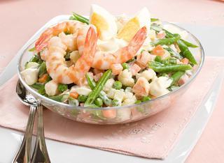 Ricetta insalata russa di mare