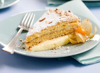 Ricetta la torta diplomatica