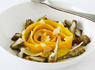 Ricetta Cannelloni ripieni di carciofi al burro e timo