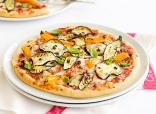 Ricetta la pizza vegetariana