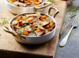 Lasagne vegane di lenticchie