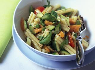 Caserecce con ragù di verdure