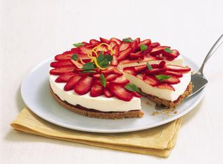 Cheesecake di fragole