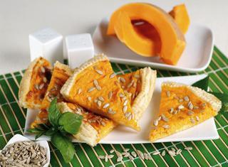 Torta salata di zucca: la ricetta vegatariana