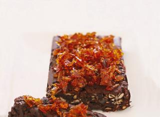 Come preparare il croccante al cioccolato