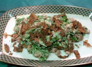 Ricetta: tagliatelle al tartufo e panna