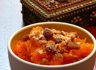 Dolce di carote