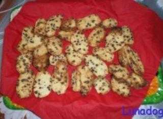 Biscotti leggeri con gocce di cioccolato: le Vostre ricette