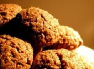 Amaretti al cocco e cacao
