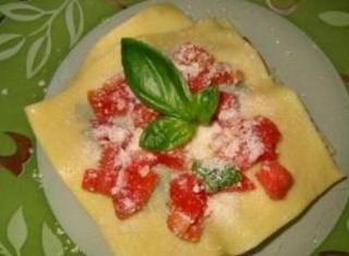 Pasta aromatica: ricetta