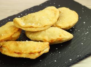 Calzoni fritti