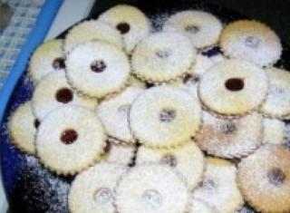 Biscotti ricchi