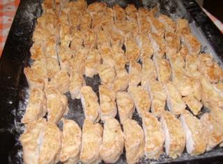 Biscotti alle mandorle della suocera