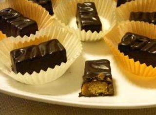 Cioccolatini twix