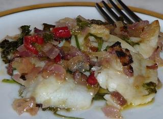 Filetti di pesce al lime