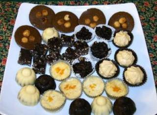 Cioccolatini misti