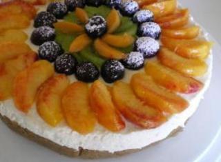 Cheesecake alla frutta di fedia