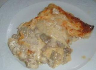 Lasagne carciofi e mascarpone