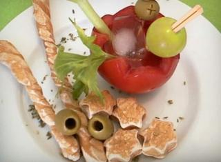 Salatini all'arrabbiata