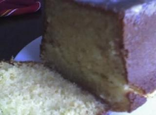 Plum cake al latte condensato