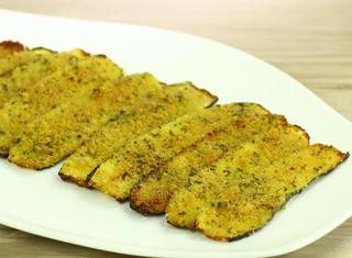 Zucchine gratinate al forno