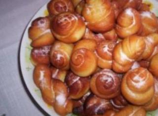 Girandole dolci di patate