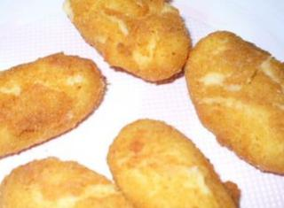 Crocchè di patate speck ed asiago