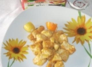 Pollo agrumato