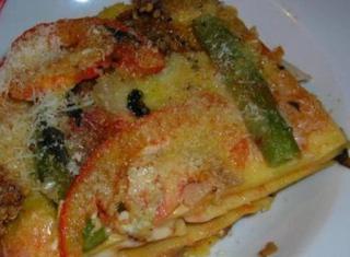 Lasagna leggera alle verdure