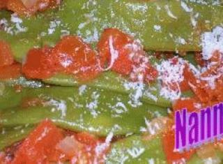 Taccole al pomodoro