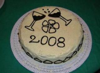 Torta con crema al tiramisù