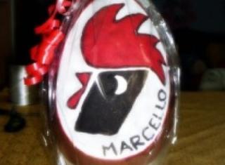 Uovo di Pasqua del Bari