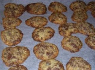 Biscotti al cioccolato ultra fondente