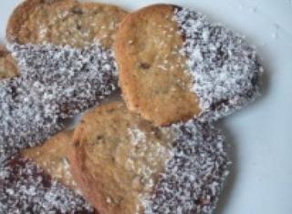 Biscotti incappucciati