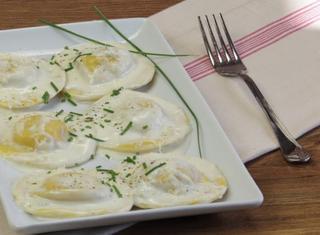 Cappellacci zucca e patate