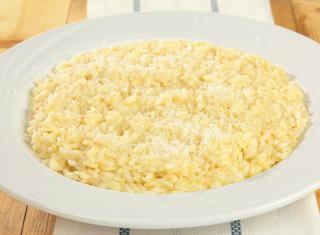 Risotto alla parmigiana tradizionale