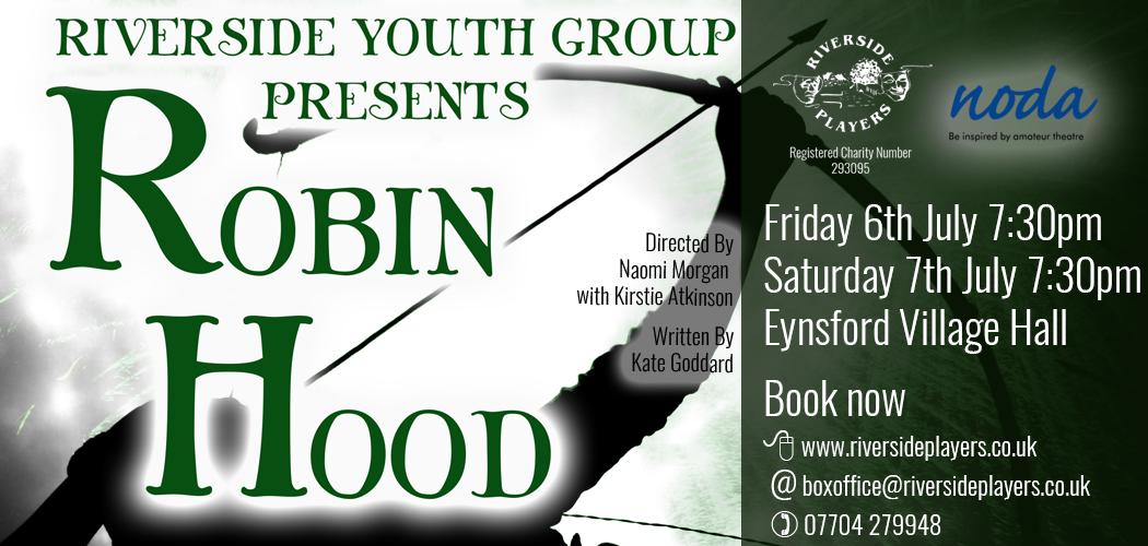 robin hood book tickets now