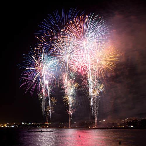 Fireworks sq