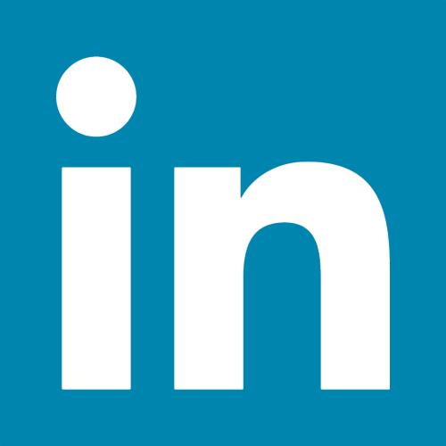 Linkedin icon 500x500