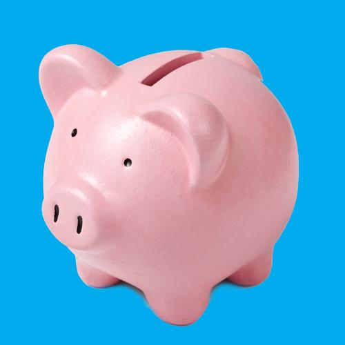 Piggy bank 500px 500px