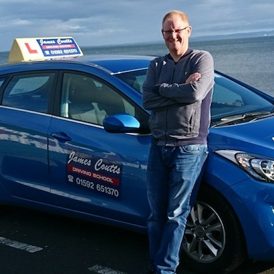 James Coutts driving instructor