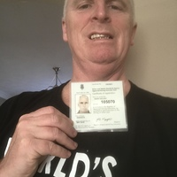 Harry McCart driving instructor photo