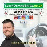 Chris Cooney driving instructor photo