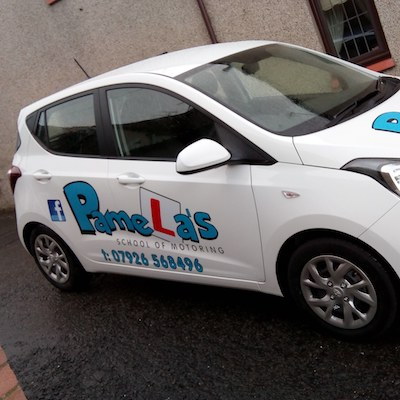 Pamela Griffiths driving instructor