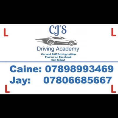 CJ'S Driving Academy driving instructor