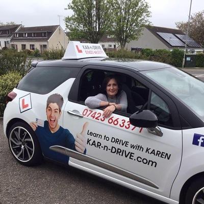 Karen MacKinnon driving instructor