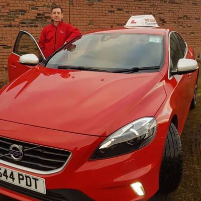 Scott Griffiths driving instructor