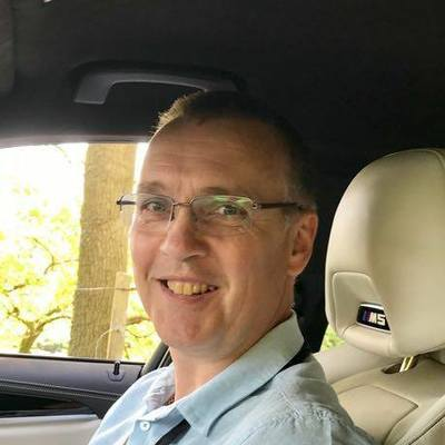 Alan Brown driving instructor photo