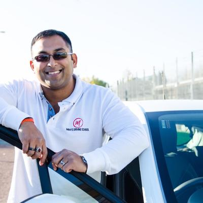 Mohammad Miah driving instructor photo