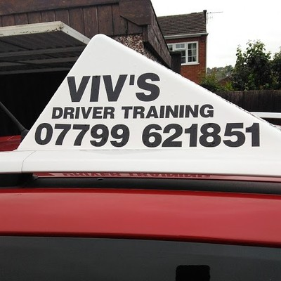 Viv Richley driving instructor